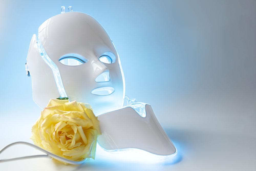 Die besten LED Gesichts Masken & Farblichttherapie